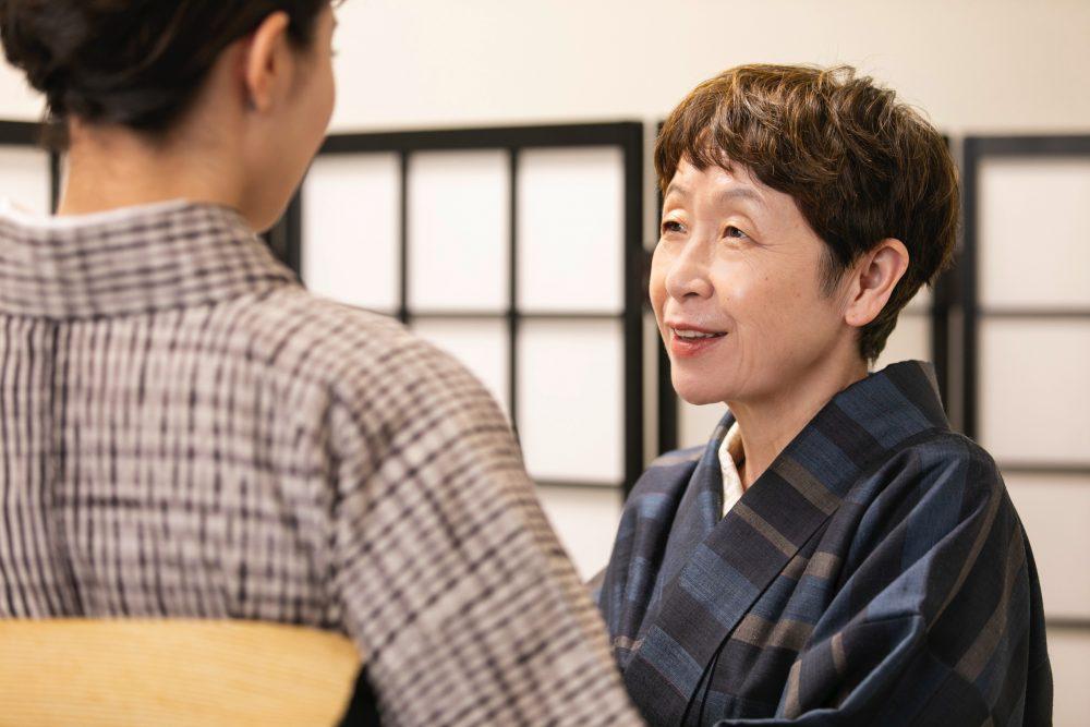 「石田節子のきもののお仕事」2019年3月3日 OPEN