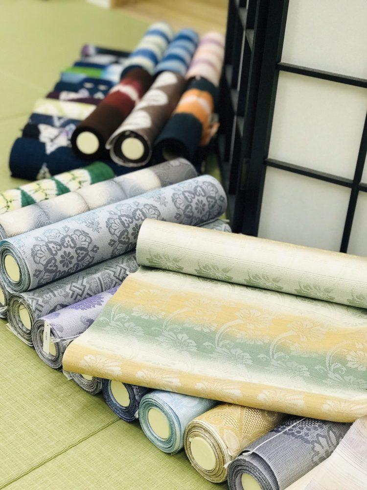 【16日から】桐生・泉織物さんの紬と帯展
