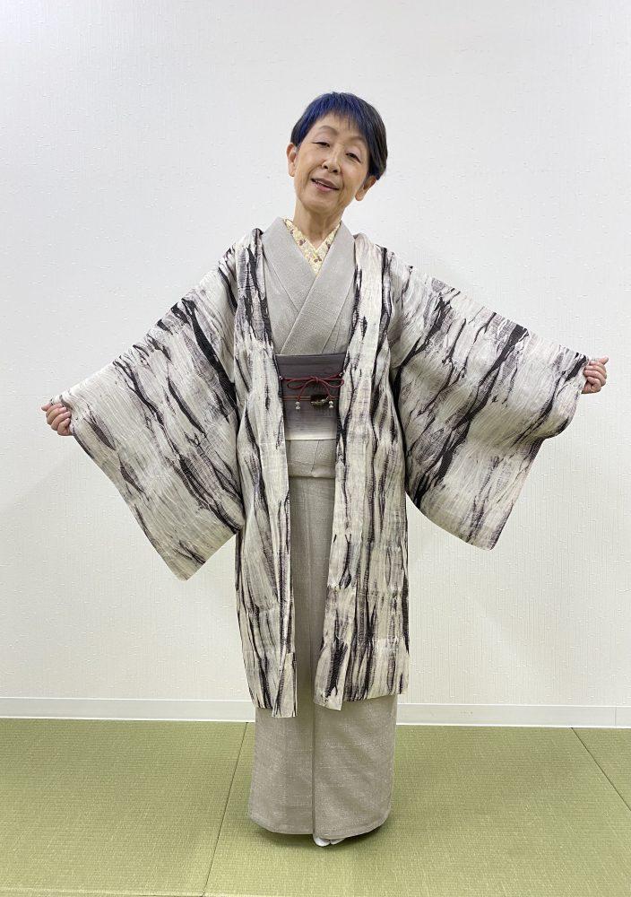 "【Vol.12】もうすぐ秋""羽織りものの季節ですね!"